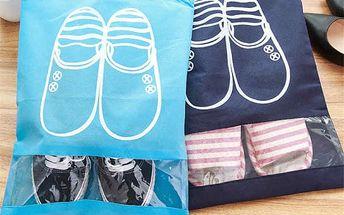 Barevný sáček na boty - 2 barvy