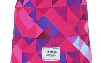 Funstorm Dámský vak Arso Benched Bag Violet AU-06733-27