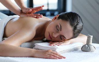 Uvolňující masáže v délce 30 minut: 1 až 5 masáží, výběr z 10 druhů nebo čokoládové masáže
