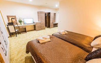 Luxusní Slovensko: 3-4 dny pro dva v novém Miraj Resortu**** s polopenzí, wellness a masáží