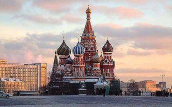 Zimní kurz ruštiny pro mírně pokročilé
