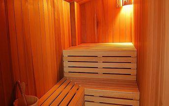 Privátní vířivka a sauna pro 2 osoby na 90 minut v luxusním wellness centru Praha Anděl!
