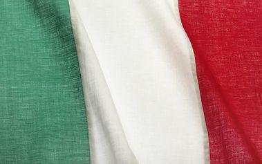 Jarní kurz italštiny pro mírně pokročilé