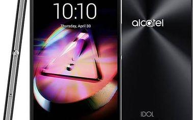 """ALCATEL IDOL 4 6055K 5,2"""" + VR box (6055K-2CALE17-5) černý/šedý"""