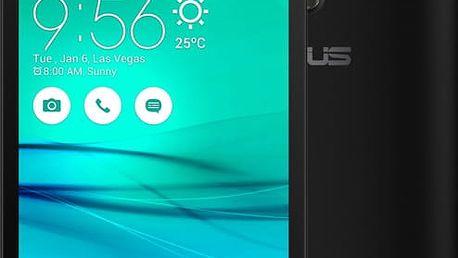 ASUS ZenFone GO ZB500KG-1A001WW, černá - 90AX00B1-M00540
