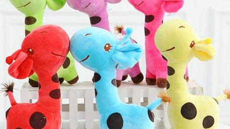 Plyšová žirafa - větší
