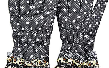 Dámské zimní rukavice - 4 barvy
