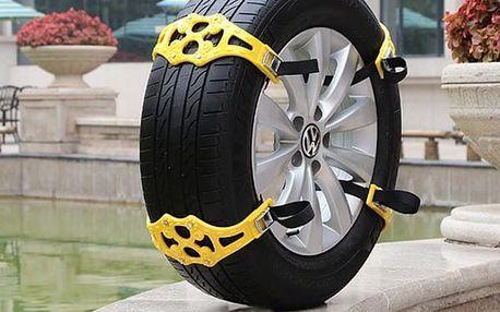 Protiskluzový pás na kola - 1 kus