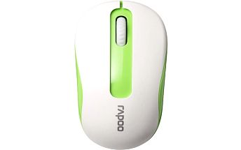 Rapoo M10, zelená - 6940056109293