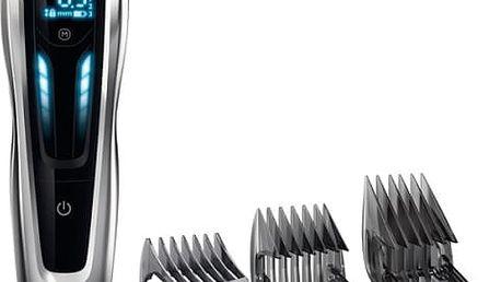 Zastřihovač vlasů Philips Hairclipper series 9000 HC9450/15 černý