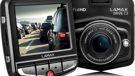 Kamera do auta Lamax Drive C3