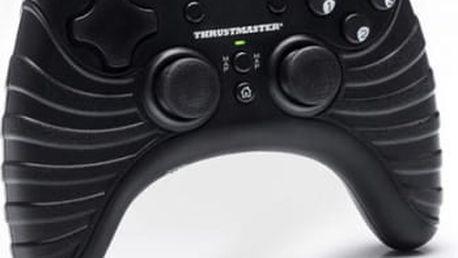 Gamepad Thrustmaster T-Wireless pro PC, PS3 (4060058) černý