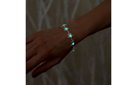 Dámský svítící náramek - 4 varianty