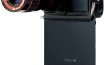 Objektiv pro mobilní telefony s 8 x zoomem