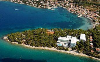 Chorvatsko - Petrčane na 8 až 11 dní, plná penze nebo polopenze s dopravou vlastní