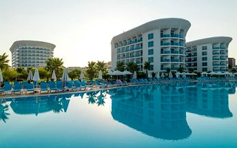Turecko - Side na 8 až 12 dní, all inclusive nebo ultra all inclusive s dopravou letecky z Prahy nebo Brna