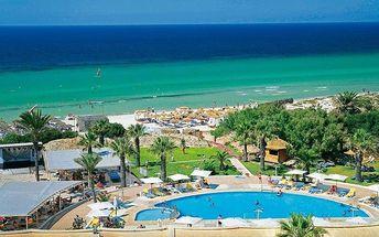 Tunisko - Monastir na 8 až 15 dní, all inclusive s dopravou letecky z Prahy