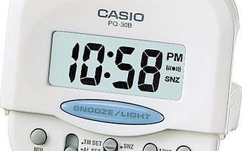 Budík Casio PQ 30B-7 (109)