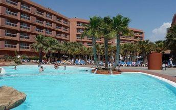 Španělsko - Costa de Almeria na 8 dní, polopenze nebo snídaně s dopravou letecky z Prahy
