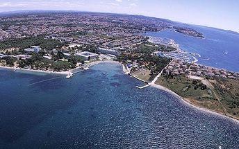 Chorvatsko - Zadar na 8 dní, all inclusive s dopravou vlastní