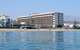 Španělsko - Costa Del Sol na 8 až 9 dní, polopenze s dopravou letecky z Prahy nebo Bratislavy