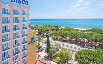 Španělsko - Costa Brava na 8 dní, all inclusive, plná penze nebo polopenze s dopravou letecky z Košic