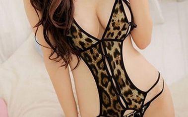 Staňte se šelmou Vaší ložnice s nádherným kompletem Wild Leopard