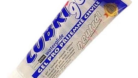 Skvělý lubrikační gel InterMedika na vodní bázi - 80 ml