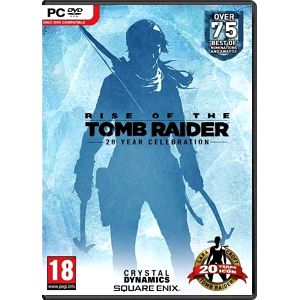 Rise of the Tomb Raider - 20 Year Celebration Edition (PC) - PC