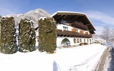 Silvestr na horách: Rakousko - Saalbach / Hinterglemm na 7 až 8 dní, snídaně s dopravou vlastní
