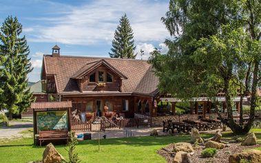 Krušnohorská pohádka: Pobyt s polopenzí + sauna