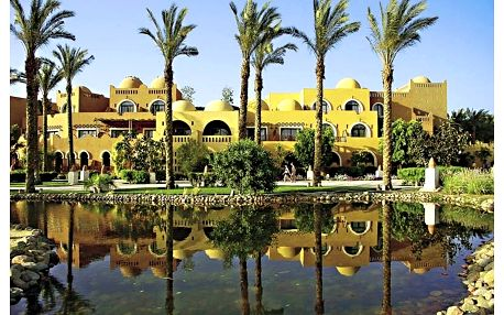 Silvestr u moře: Egypt - Hurghada na 8 dní, all inclusive s dopravou vídeň
