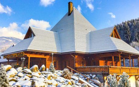 Pohodová zimní dovolená v Nízkých Tatrách
