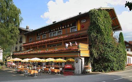 Silvestr na horách: Rakousko - Saalbach / Hinterglemm na 7 až 8 dní, polopenze s dopravou vlastní
