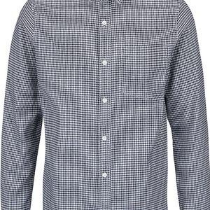 Černo-bílá kostkovaná košile Shine Original