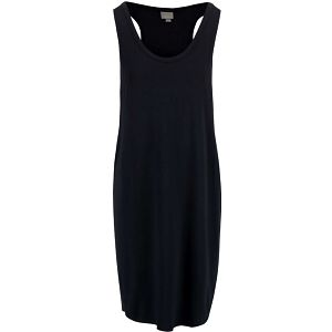 Černé šaty s průstřihy Bench Wrapandfold