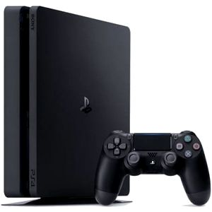 Herní konzole Sony SLIM 500GB (PS719845553) černá