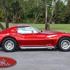 Sporťák Corvette Stingray C3 nebo kabriolet Ford Thunderbird 1959: jízda na 15 až 60 minut
