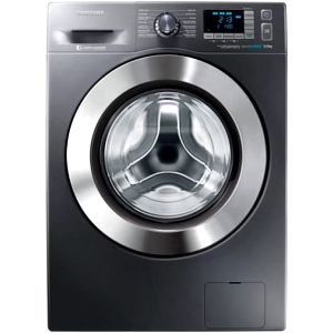 Automatická pračka Samsung WF90F5E5U4X/ZE chrom/Inoxlook