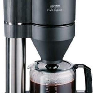 Kávovar Severin KA 5703 černý/nerez