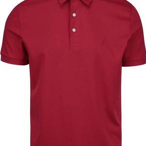 Červené pánské polo triko Nautica