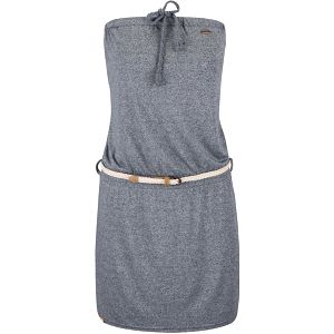 Modré žíhané šaty Ragwear Chicka