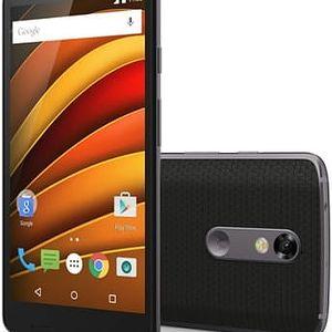 Mobilní telefon Lenovo Moto X Force 32 GB (SM4233AE7P5 ) černý