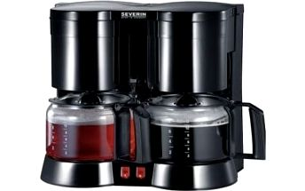 Kávovar Severin KA 5802 černý