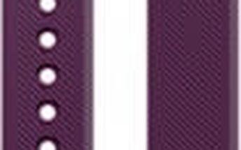 Náramek Fitbit pro Fitbit Alta gumový L (FB158ABPML) fialový
