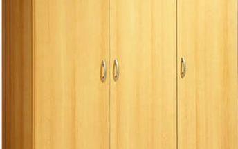 SCONTO BASE 3 Šatní skříň
