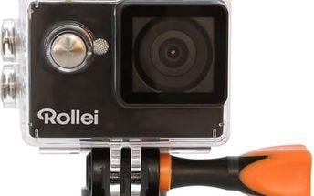 Outdoorová kamera Rollei ActionCam 350 (40301) černá