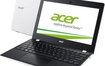 Acer Aspire One Cloudbook 11,6/N3050/2G/32GB/W10 bílý