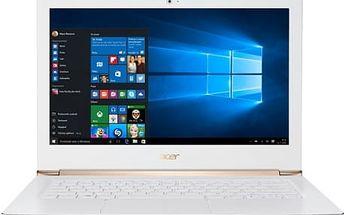 Notebook Acer S13 (S5-371-53TZ) (NX.GCJEC.001) bílý