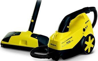 Víceúčelový parní čistič Ariete Vapori ART 4143 žlutý